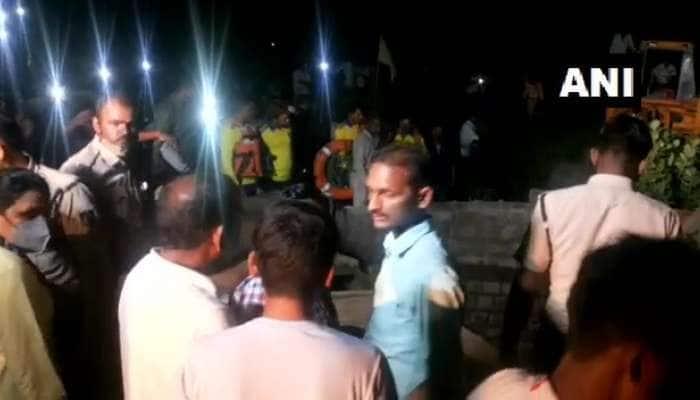 MP ના વિદિશામાં કુવામાં પડી ગયા 15 લોકો, બચાવ માટે NDRF ની ટીમ રવાના
