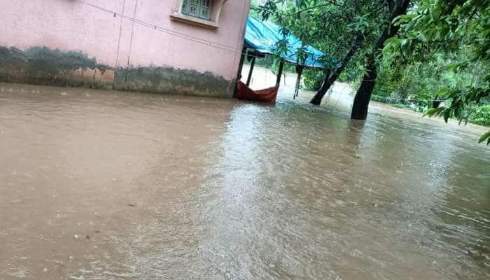 વલસાડના ઉમરગામમાં બે કલાકમાં 8.46 ઈંચ વરસાદ તૂટી પડ્યો, ઠેરઠેર પાણી ભરાયા