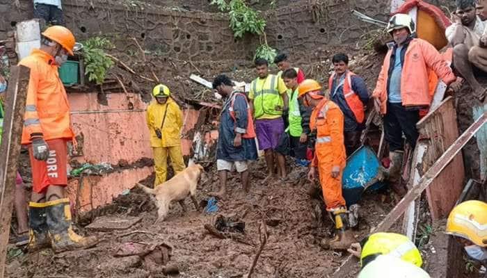 Mumbai માં વરસાદના લીધે Chembur અને Vikhroli માં Landslide, 23 લોકોના મોત, જવાબદાર કોણ