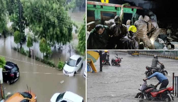 Weather Updates: ઉત્તરાખંડમાં વાદળ ફાટતા 3 લોકોના મોત, મુંબઈ-દિલ્હીમાં હાલ બેહાલ, આ રાજ્યોમાં ભારે વરસાદની આગાહી