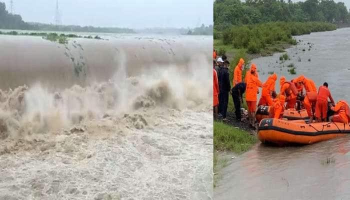 વલસાડની નદીઓમાં ઘોડા પૂર, ઉપરવાસમાં ભારે વરસાદને કારણે નીચાણવાળા વિસ્તારોને એલર્ટ