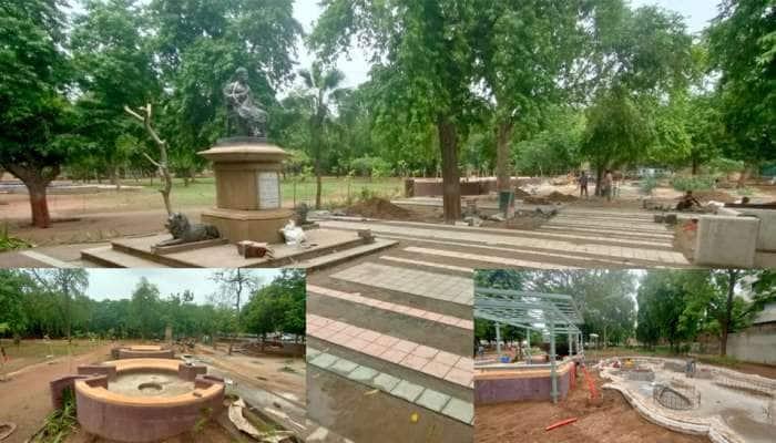 Ahmedabad ના સો વર્ષ જૂના ગાર્ડનને 3 કરોડના ખર્ચે મળશે નવો Look