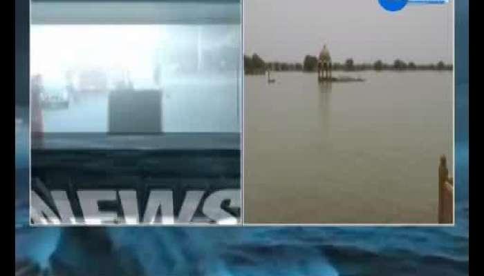 Heavy rains in Jaisalmer, Rajasthan, Watch