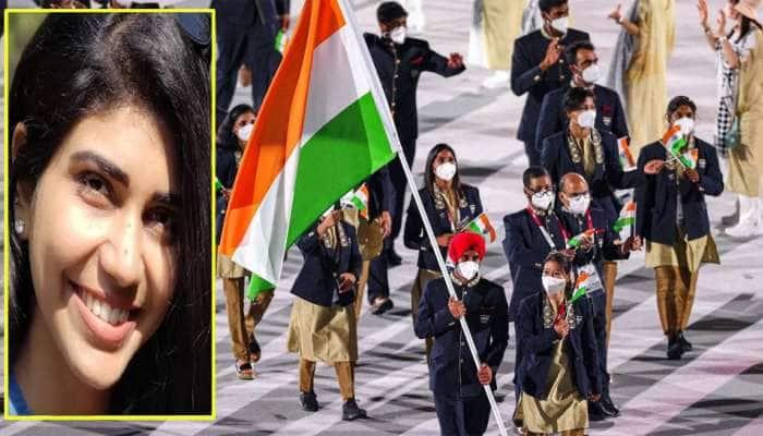આ સોહામણી યુવતીએ ડિઝાઈન કર્યાં છે Olympics માટે ટીમ ઈન્ડિયાના ડ્રેસ