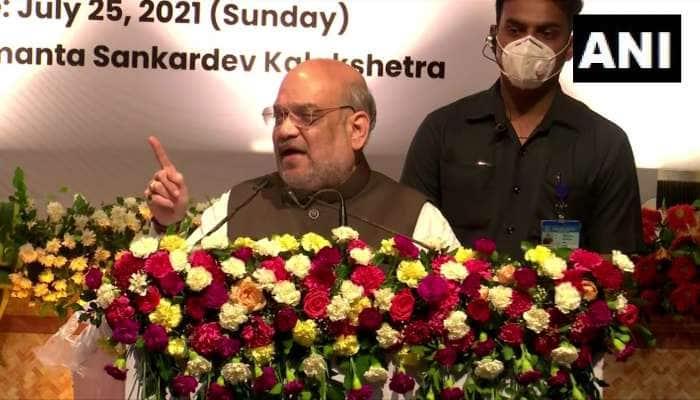 Assam: અસમને પસંદ આવ્યો વિકાસનો માર્ગ, આંદોલન, આતંકવાદ અને શસ્ત્રો છોડીને આગળ વધ્યું રાજ્યઃ અમિત શાહ