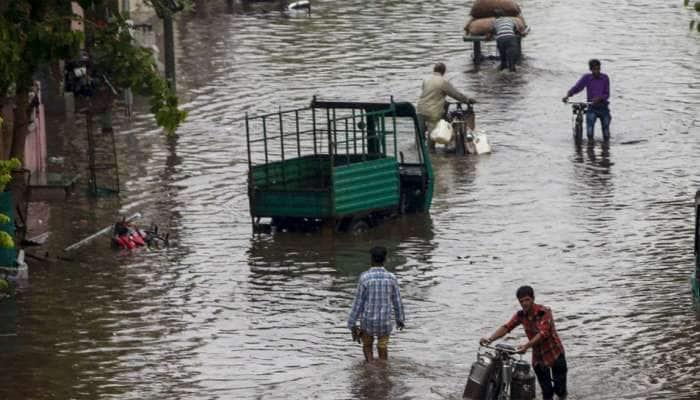 Rain Update: રાજ્યમાં મેઘરાજાની ધમાકેદાર બેટીંગ, જાણો ક્યાં કેટલો ખાબક્યો વરસાદ
