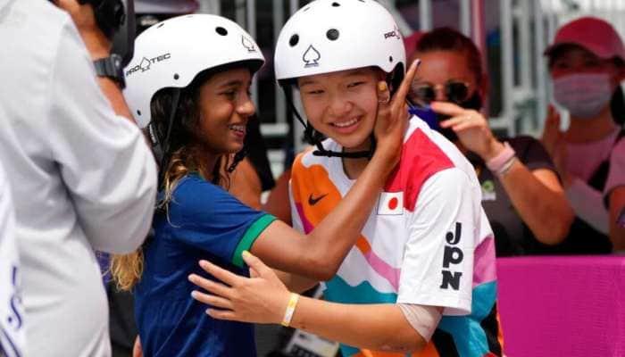 મોમિજી નિશિયા: 13 વર્ષ 330 દિવસ, આટલી ઉંમરમાં આ જાપાની છોકરીએ ઓલિમ્પિકમાં ઈતિહાસ રચ્યો