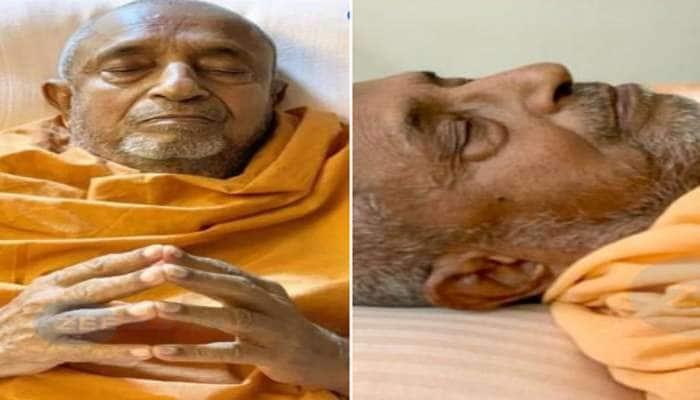પ્રદેશ મુજબ 5 દિવસ હરિપ્રસાદ સ્વામીના અંતિમ દર્શનની વ્યવસ્થા કરાઈ, 1 ઓગસ્ટે કરાશે અંતિમ સંસ્કાર