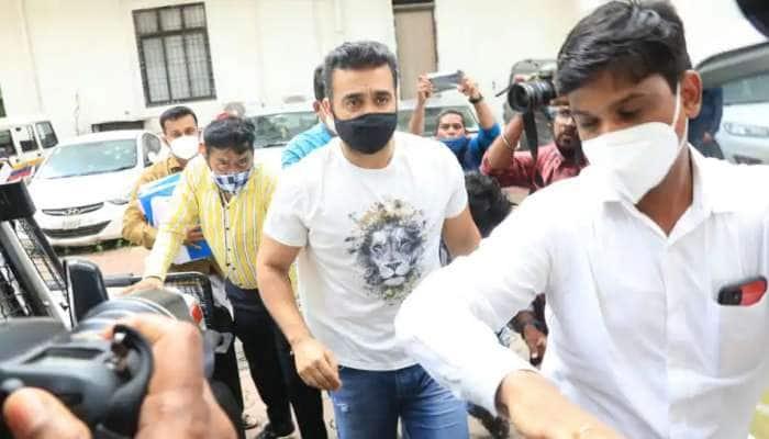 Pornography case: કોર્ટે રાજ કુન્દ્રાને 14 દિવસ જ્યુડિશિયલ કસ્ટડીમાં મોકલી દીધો