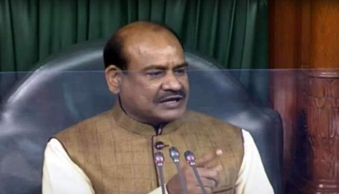 Lok Sabha Speaker એ વિપક્ષી સાંસદોની ઝાટકણી કાઢી, કહ્યું- સંસદમાં નારેબાજીની હરિફાઈ ન કરો