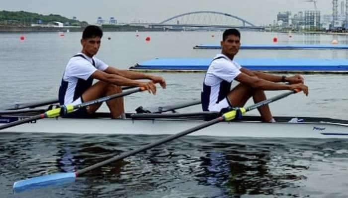 Tokyo Olympics 2020: રોઇંગમાં પુરી થઇ ભારતીય જોડીની સફર, ફાઇનલમાં પહોંચી શક્યા નહી અર્જુન અને અરવિંદ
