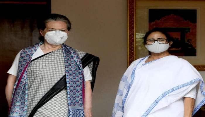 Mamata Banerjee એ સોનિયા ગાંધી સાથે કરી મુલાકાત, 2024ની ચૂંટણી પહેલા વિપક્ષને એક કરવાની તૈયારી