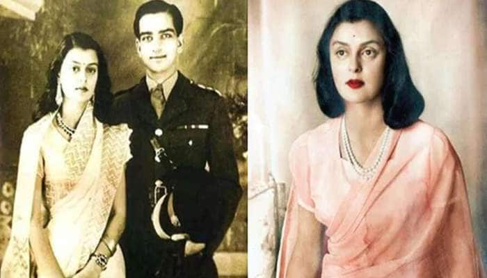 Gayatri Devi, India ના સૌથી Beautiful મહારાણી, તિહાડ જેલમાં 5 મહિના ભોગવ્યો જેલવાસ