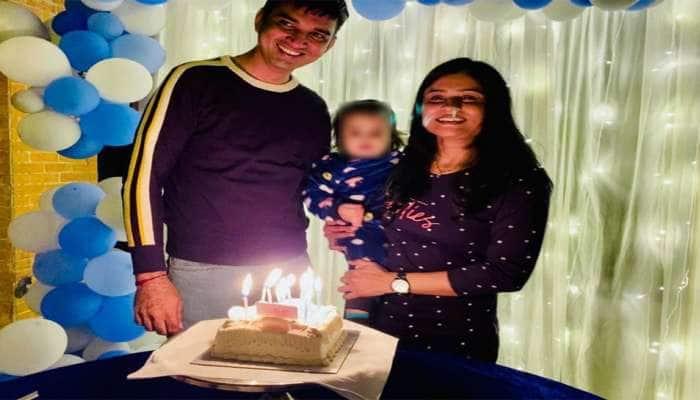 સ્વીટી પટેલ મર્ડર કેસ :PI દેસાઈની બીજી પત્નીએ બતાવી માનવતા, નોંધારા બનેલા પુત્રને સાચવશે