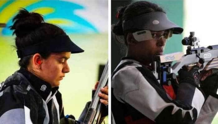 Tokyo Olympics: અંજુમ અને તેજસ્વીનીનું મેડલનુ સપનુ રગદોળાયું, હવે કોઈ આશા નહિ
