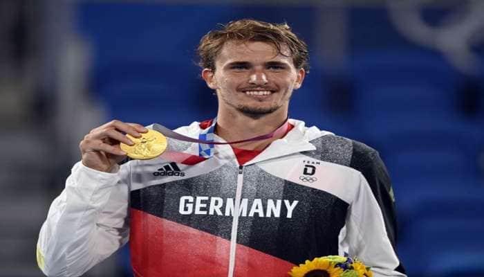 Tokyo Olympics: ટોક્યો ઓલિમ્પિકમાં નોવાક જોકોવિચને હરાવનાર એલેક્ઝેન્ડર ઝ્વેરેવે જીત્યો ગોલ્ડ મેડલ