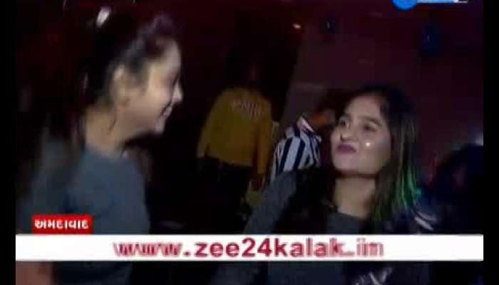 """The youth of Ahmedabad celebrated """"Friendship Day"""" - Watch"""