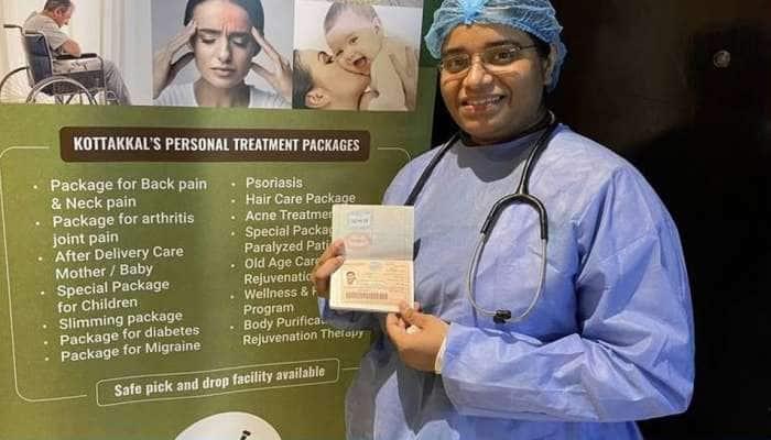 UAE માં રહેતાં ભારતીય ડોક્ટરો માટે ખુશખબરી!બધાને મળશે Golden Visa