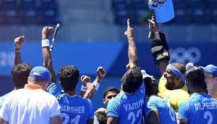 Olympic 2020: હોકીમાં 41 વર્ષ બાદ ઓલિમ્પિક મેડલ, કરોડો ભારતીયો ખુશ, જુઓ જીતની ઐતિહાસિક તસવીરો