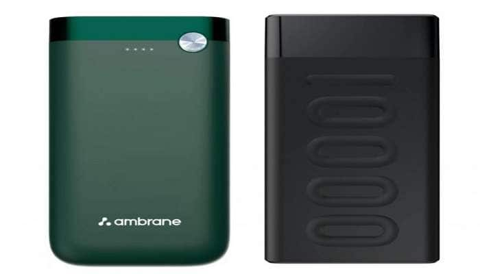 Powerbank made in India with 27000mAh battery