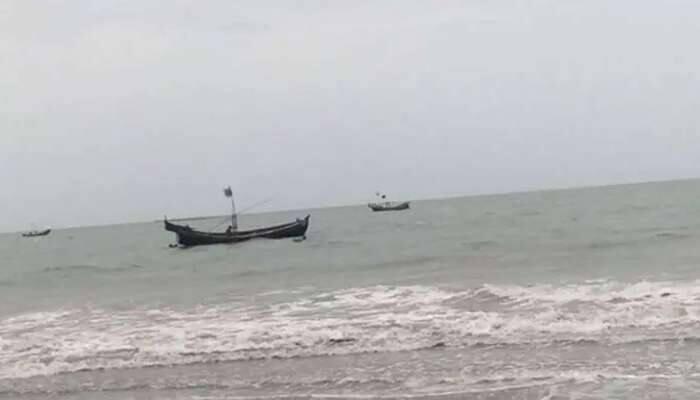 Kutch ના દરિયાઈ વિસ્તારમાંથી પાકિસ્તાન મરીન સિક્યોરિટીનું જેકેટ મળી આવતા ચકચાર