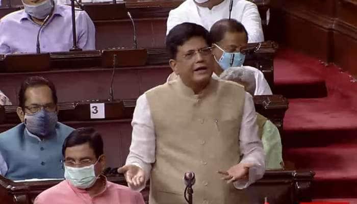 Monsoon Session: સંસદની મર્યાદાના લીરેલીરા, પિયુષ ગોયલે કહ્યું- હંગામો મચાવનારા સાંસદો પર કડક કાર્યવાહી થવી જોઈએ
