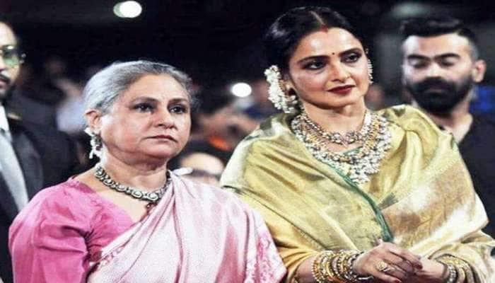 Amitabh સાથે Rekha એ છુપાઈને કરી લીધાં હતાં લગ્ન? જાણો રેખાની માંગમાં સિંદૂર જોઈને કેમ રડી પડી જયા