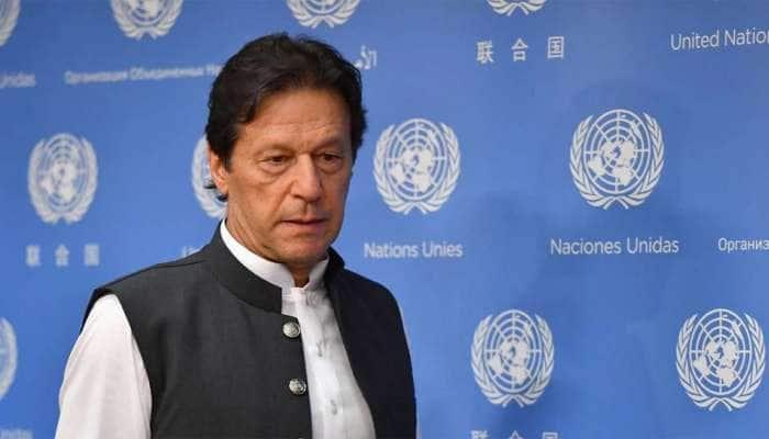 પાકિસ્તાની PM Imran Khan એ આ જાતિ અંગે આપ્યું આવું ઘૃણાસ્પદ નિવેદન, થયો હંગામો