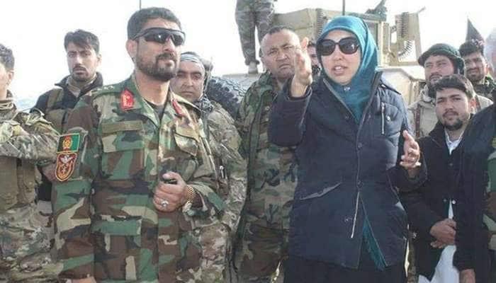 Salima Mazari કોણ છે? આ બહાદુર મહિલાથી ભયભીત છે Taliban ના આતંકી
