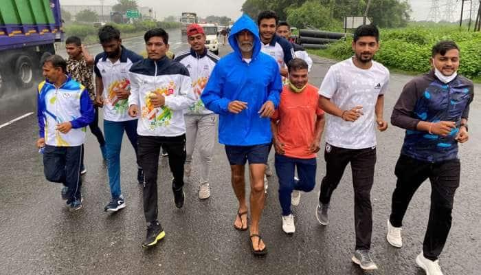 Run For Unity: બોમ્બેથી નીકળેલી દોડ મિલંદ સોમણે કેવડિયા સુધી જઇ એકતાનો સંદેશ પહોંચાડશે