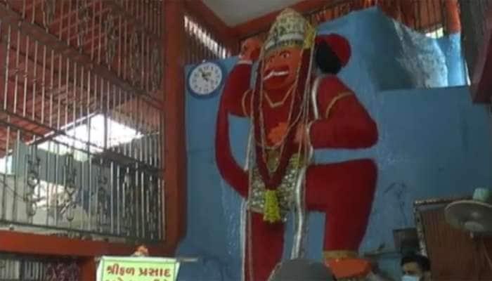 Pavagadh માં આ હનુમાનજીના દર્શન કરવા માત્રથી પનોતી, આધીવ્યાધી ઉપાધીનો થાય છે નાશ