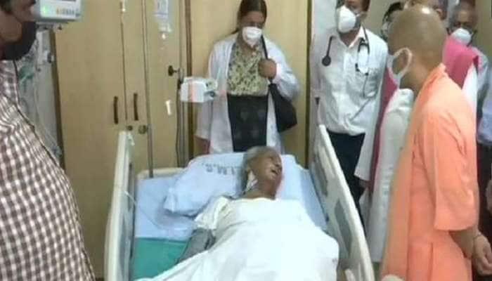 UP ના પૂર્વ મુખ્યમંત્રી કલ્યાણ સિંહનું નિધન, લખનઉના SGPGI હોસ્પિટલમાં હતા દાખલ