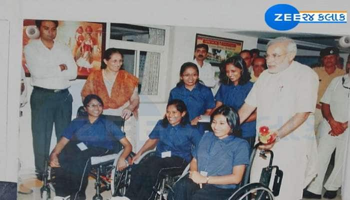 ભાવિના પટેલની PM મોદી સાથે EXCLUSIVE તસવીર, 11 વર્ષ પહેલા પણ તેમનો જુસ્સો વધાર્યો હતો
