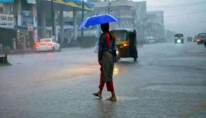 Monsoon: રાજ્યમાં ફરી જામ્યો વરસાદી માહોલ, આગામી ચાર દિવસ ભારે વરસાદની આગાહી