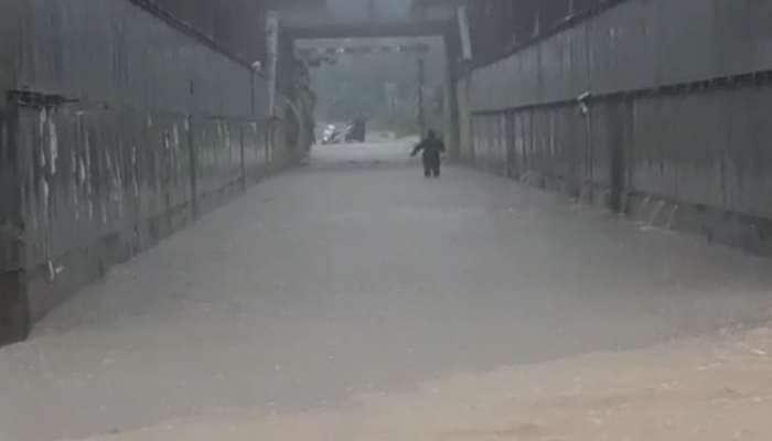 Valsad: વલસાડ જિલ્લામાં મેઘરાજાની પધરામણી, ઉમરગામમાં 5 અને વાપીમાં 4 ઇંચથી વધુ વરસાદ