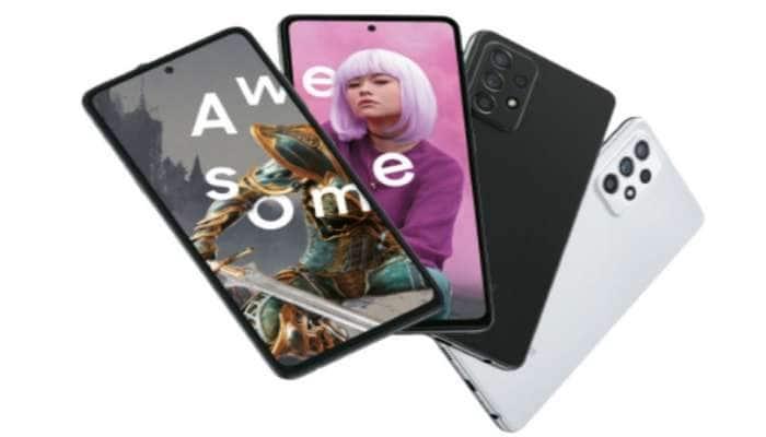 Samsung Galaxy A52s 5G થયો લોન્ચ, 3 હજારના ડિસ્કાઉન્ટ સાથે ખરીદો શાનદાર સ્માર્ટફોન