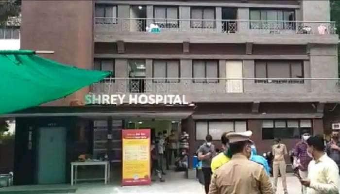 Ahmedabad: AMC એ 42 હોસ્પિટલોનું ફોર્મ C રદ્દ કર્યું, ફાયર સેફ્ટી મુદ્દે આરોગ્ય વિભાગની કાર્યવાહી