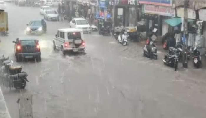 ગુજરાત પર મેઘરાજાની કૃપા વરસી, 24 કલાકમાં 226 તાલુકામાં વરસાદ, આજે સવારથી 36 તાલુકામાં વરસાદ