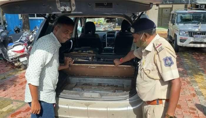 Gujarat: આ હાઇવે બન્યો નશીલા પદાર્થોની હેરાફેરીનું હબ, અધધ..કિલો ઝડપાયો ગાંજો