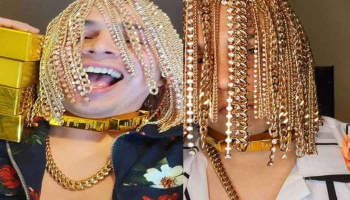 Rapper Dan Sur એ ઓપરેશન કરાવ્યું એવું કામ, વાળની જગ્યાએ લહેરાય છે Gold Chains