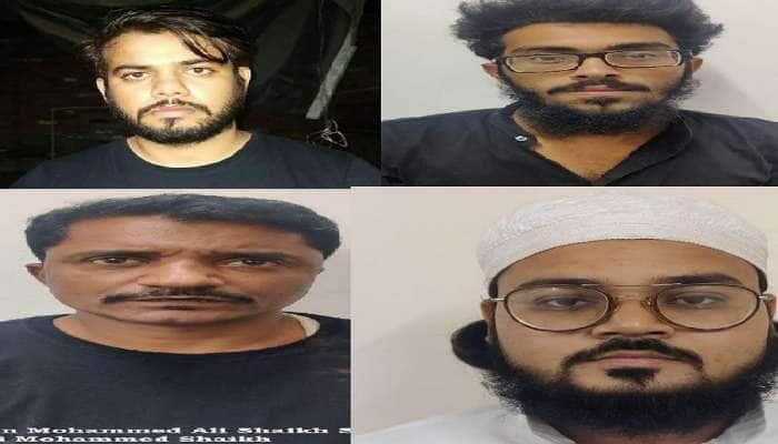 દિલ્હી પોલીસે આતંકીઓના મોટા ષડયંત્રને કર્યું નિષ્ફળ, બે પાકિસ્તાની સહિત 6 આતંકીની ધરપકડ
