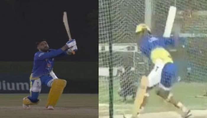 IPL 2021: ધોનીનું આ રોદ્ર રૂપ જોઈ ધ્રૂજી રહ્યું છે Mumbai Indians! CSK એ વાયરલ કર્યો માહીનો વીડિયો
