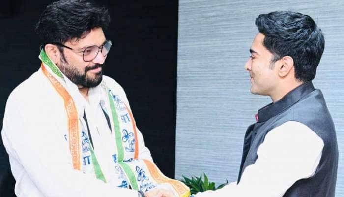 ભાજપના દિગ્ગજ નેતા બાબુલ સુપ્રિયો TMC માં જોડાયા