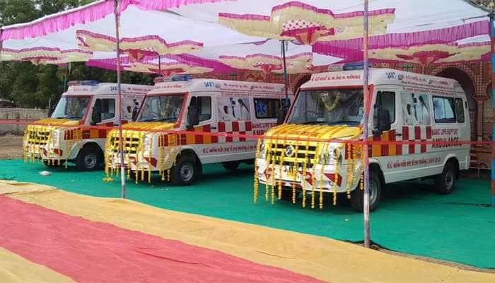 BHAVNAGAR માં ત્રણ આરોગ્ય કેન્દ્રોને રાજ્યસભા સાંસદ અમીબેન યાજ્ઞીકે આપી અનોખી ભેટ