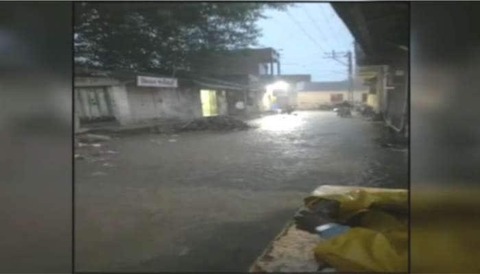 જામનગરના જોડિયામાં સાંબેલાધાર વરસાદ, 7.5 ઈંચ વરસાદથી ફરી પૂર જેવી સ્થિતિ