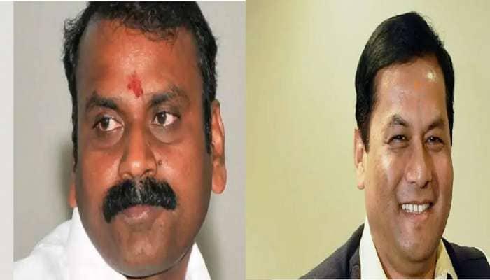 Rajya Sabha Bypolls: કેન્દ્રીય મંત્રી સર્બાનંદ સોનોવાલ અને એલ મુરુગન રાજ્યસભા માટે બિનહરીફ ચૂંટાયા