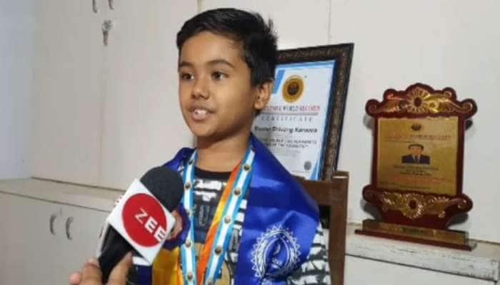 ગુજરાતના 11 વર્ષીય શિવાંગે તોડ્યો પોતાનો જ રેકોર્ડ, 1 મિનિટમાં આ કામ કરી એક્સક્લૂઝિવ વર્લ્ડ રેકોર્ડમાં મેળવ્યું સ્થાન