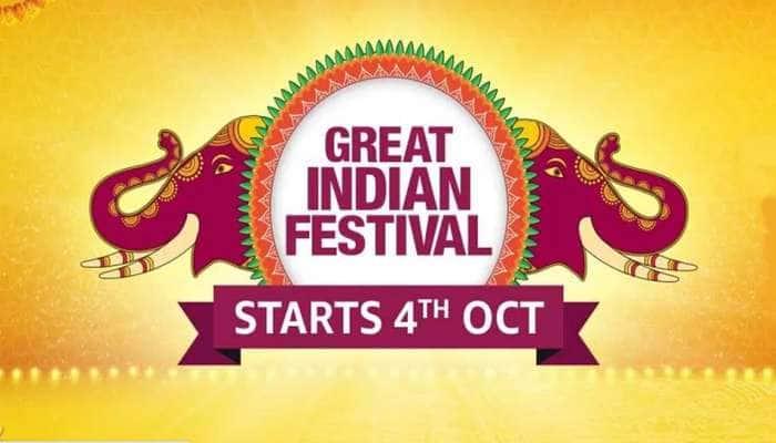 Amazon Great Indian Festival Sale: સાવ મફતના ભાવમાં મોબાઈલ, લેપટોપ અને સ્માર્ટ ગેજેટ્સ! તારીખ લખી લેજો