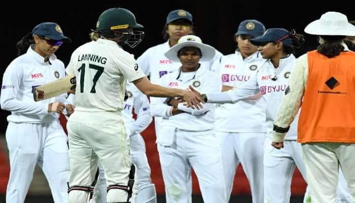 IND W vs AUS W: ડ્રો રહી ભારત અને ઓસ્ટ્રેલિયા વચ્ચે રમાયેલી ઐતિહાસિક ડે-નાઇટ ટેસ્ટ મેચ