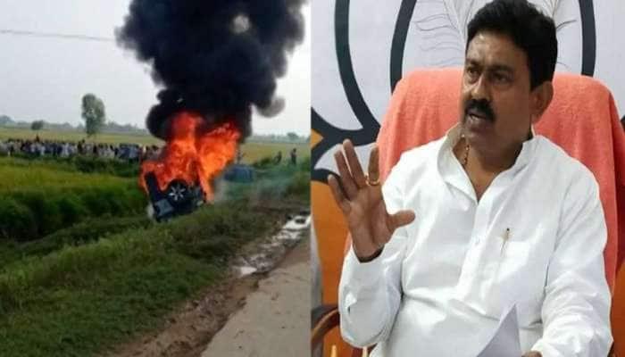 Video: કેન્દ્રીય મંત્રીનો ગંભીર આરોપ- 'તલવારથી મારા કાર્યકરોની હત્યા કરાઈ'
